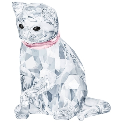 Swarovski Cat Mother kristály dísz (5465836)