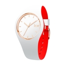 Ice-Watch Loulou White Rose-Gold Small óra - 007230
