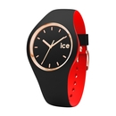 Ice-Watch Loulou Black Rose-Gold Small óra - 007236