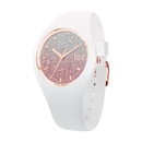 Ice-Watch Ice Lo White Pink Medium óra - 013431