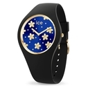 Ice-Watch Ice Flower Precious deep blue Medium óra - 017579