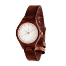 Kerbholz Adelheid Rosewood Leather női óra - 230940