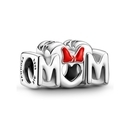 Pandora Disney Minnie Mouse Bow & Mum charm - 799363C01