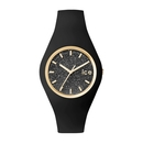 Ice-Watch ICE Glitter Black Gold Unisex óra - 001356